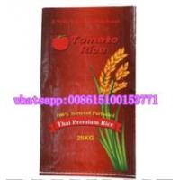 Quality Plastic Material and Heat Sea Sealing & Handle custom print popcorn bags for sale