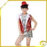 China Hot selling top quality performance dance wear for childrens on sale