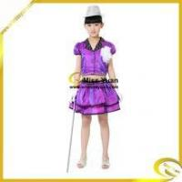 China manufacturer top quality lyrical latin dance clothes for kids