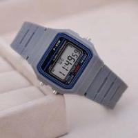 Quality 2015 promotional touch screen digital watch silicone led watch for sale