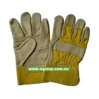 Quality Cow Grain Leather Gloves C102 for sale