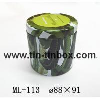 Quality Tin box for food Candy tin box ML-113 for sale