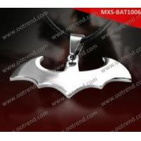 Quality shiny polished batmen and nightwing stainless steel pendant for sale