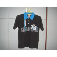 Quality Polo Shirt ARTICLE NO: HR2014-001 BLACK for sale