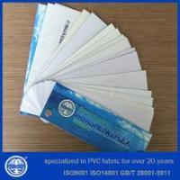 Buy cheap good ink absorbtion PVC flex banner for digital printing from wholesalers
