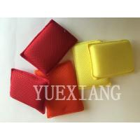 Quality Microfiber Cleaning cloth Cleaning Sponge mesh scrubber sponge for sale