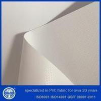 Quality pvc coated fabric for frontlit for sale
