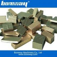 Quality Diamond segments - block cutting for sale