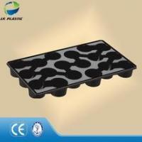 Buy cheap 18 first grade PS plastic material plant tray plant nursery seed tray from Wholesalers