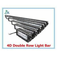 Quality 4D Light Bars 4D Double Row LED Light Bar for sale