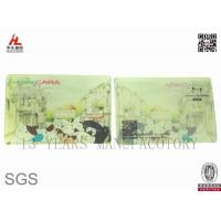 Quality Wallet clear soft plastic id holders card holder for sale