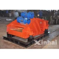 Quality High Frequency Dewatering Screen Spiral Chute for sale