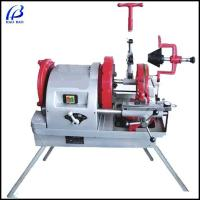 China Pipe threading machine Electric rigid threading machine HX-150 on sale