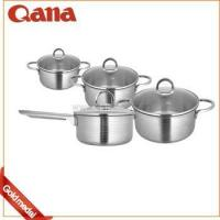 surgical steel non stick cookware sets kitchen