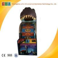 Quality Dino wheel street basketball arcade game machine for sale