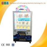 Quality luxury dolphin cabinet mini cocktail amusement arcade game machine for sale