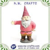 Quality decoration Custom garden gnome resin figurine for sale