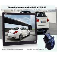 Quality Factory supplys directly straw hat front camera,reversing camera,backup camera for cars for sale