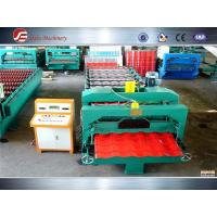 new type trapezoidal roof tile building material roll forming machine made in China