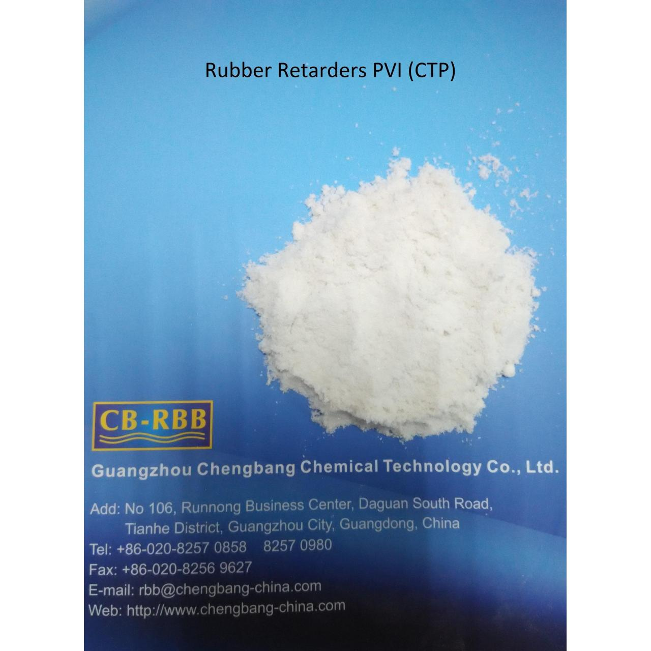 Quality Rubber Retarders PVI (CTP) for sale