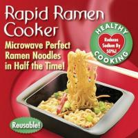 Kitchenware Rapid Ramen Cooker