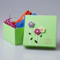 Buy cheap Creative Square Paper Birthday Gift Box from wholesalers