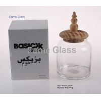 Quality 2015722112024Wholesale Buffet Glass Candy Jar for sale