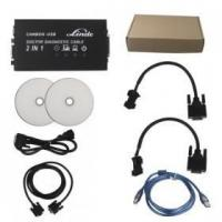 Buy cheap Exclusive Sales Linde Canbox and Doctor Diagnostic Cable 2 in 1 2014 Version from wholesalers