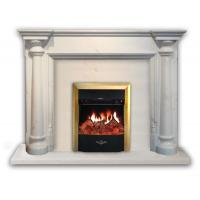 stone fireplace mantel Model NoZC-F015