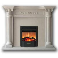 Quality stone fireplaces surrounds Model NoZC-F011 for sale