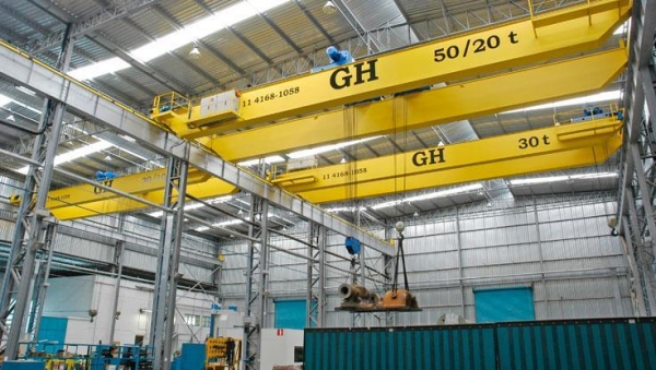 Buy EOT cranes at wholesale prices