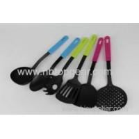 Kitchen Tool Set Of 6pcs Sj Of Nylon Food Strainer Quality Nylon Food Strainer For Sale