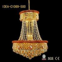 Quality Classical crystal lighting C1069-500 for sale