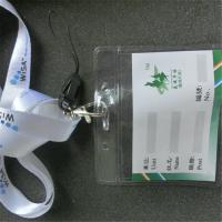 Quality Lanyard High quality personalized webbing lanyards for sale