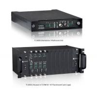 Quality Telephone, Analog & Data Fiber Optic Multiplexer (Hot-Swappable 4-28 ch) for sale
