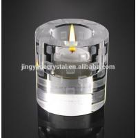 Quality Crystal Candle Holder for sale