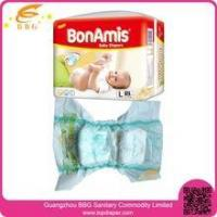 Quality Super dry diaper in bulk manufactures baby diaposable diaper in Guangzhou for sale