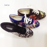 Buy cheap Lady colourful flats Item:JML15005 from wholesalers