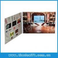 Quality Best sellling! a5 greeting card,a5 size video greeting card,acer video card for sale