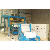 China oil absorbent pad machine|oil absorbent mat production line on sale
