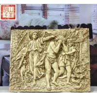China Christian Gifts Decorations Carving Relief Bible Story Religious Figures Reliefs on sale