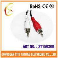 Quality audio cable harness for computer speaker for sale
