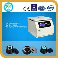 Quality Tabletop High Speed Centrifuge for sale
