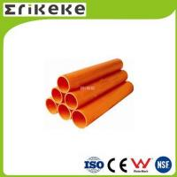 PVC pipe and fittings Good quality c pvc 50mm electrical conduit pipe