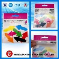Quality Polybag with header card packaging,polybag with header wholesale- header bag-1212 for sale