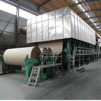 Quality 1880mm Kraft Paper Making Machine Made from Waste Paper for sale