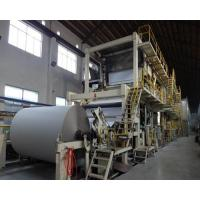 Quality 2400mm Multi Dryer Multi Cylinder Kraft Paper Making Machine for sale