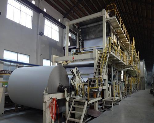 Buy 2400mm Multi Dryer Multi Cylinder Kraft Paper Making Machine at wholesale prices