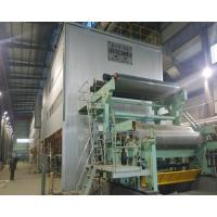 Quality 2400mm Multi Cylinder Multi Wire Corrugated Paper Making Machine for sale