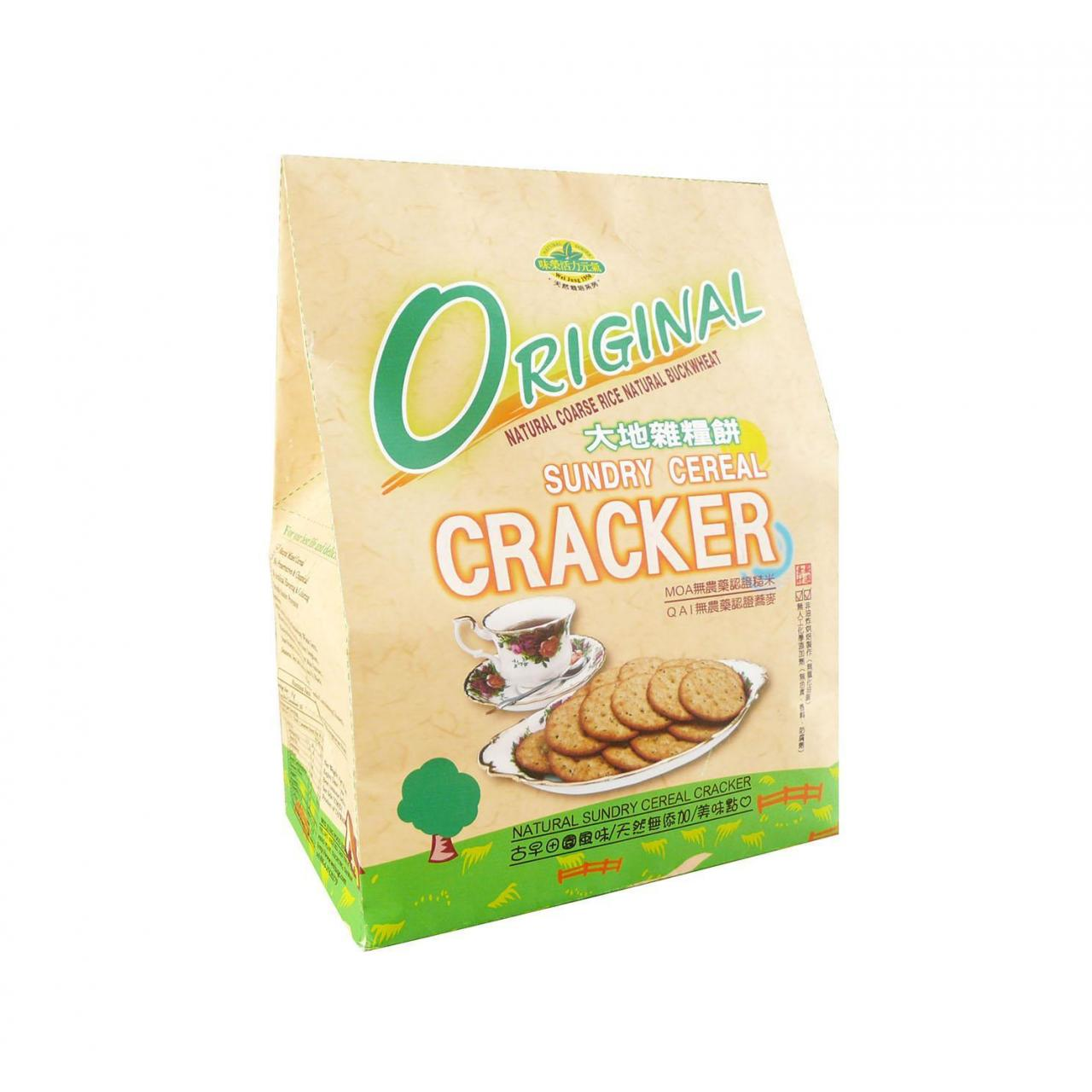 Quality Cookie Name:CEREAL CRACKER(SUPER SIZE) for sale